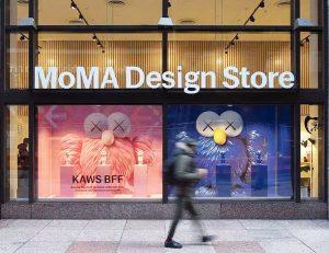 MOMA櫥窗